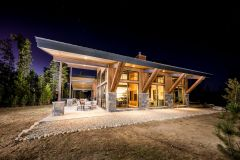 Modern Twist to a Mountain Home - Winter Park, CO Premier Home Build