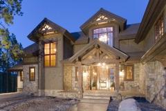 Elegance on the Golf Course - Tabernash, Colorado Custom Home Build