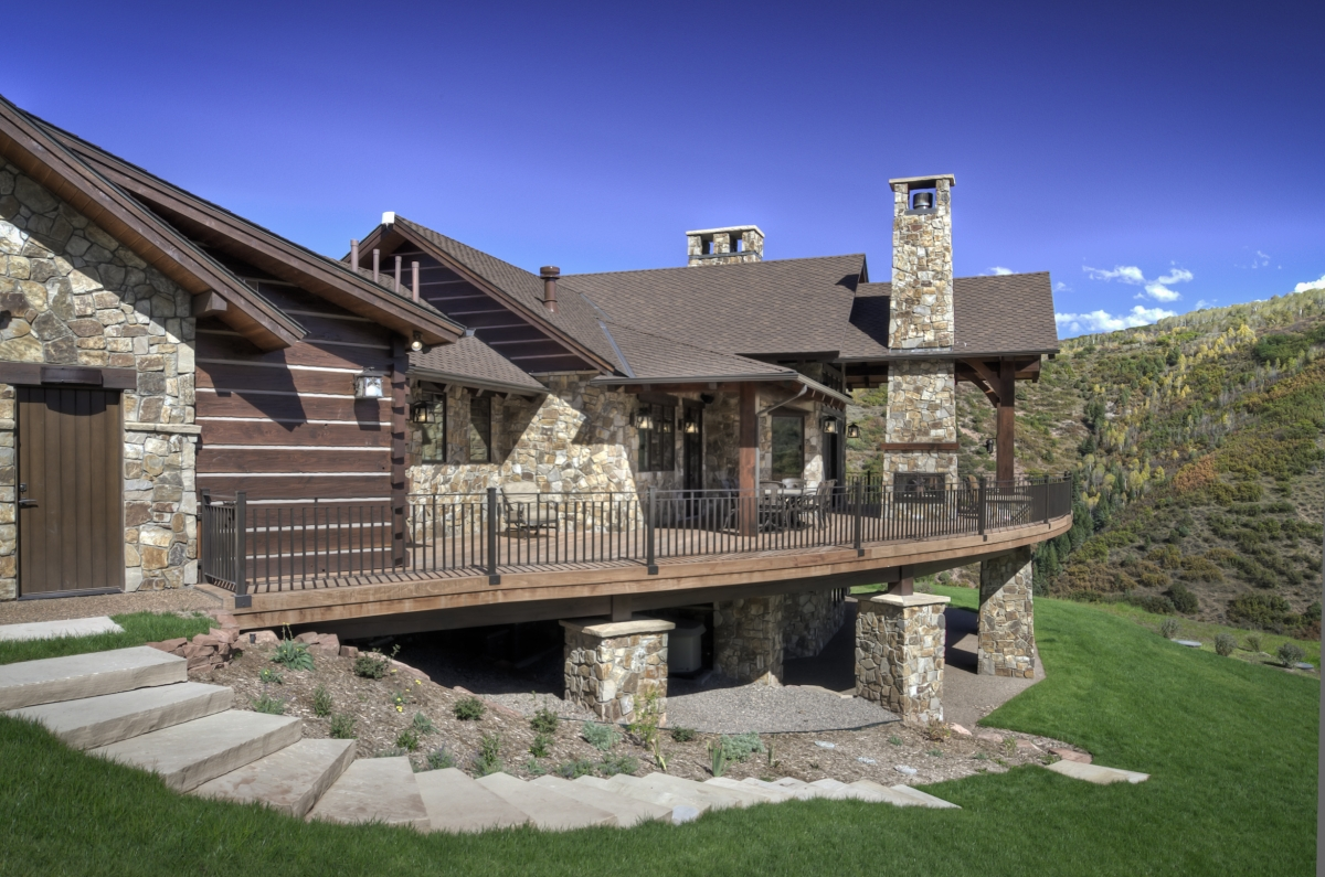 custom mountain home testimonials
