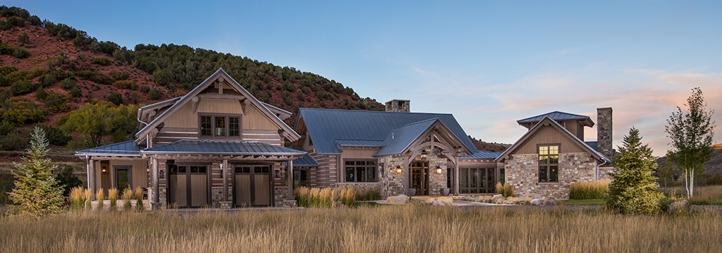 Log Home Builders - Colorado