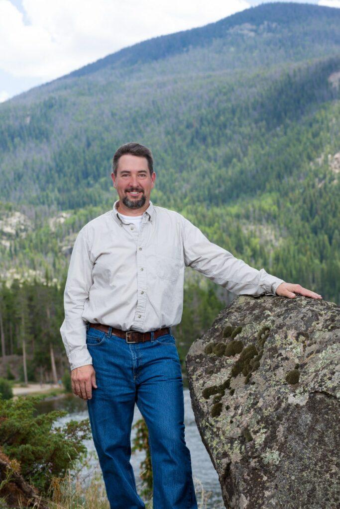 Justin Anderson - Chillcoots: Tabernash, Colorado
