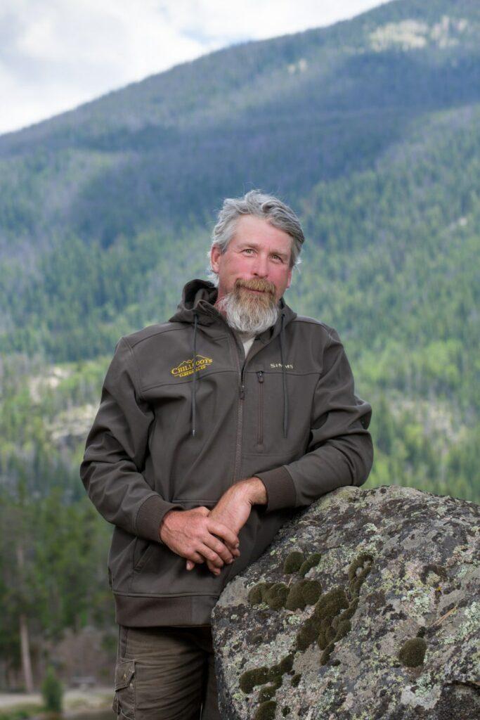 Mark Brown (Brownie) - Chillcoots: Tabernash, Colorado